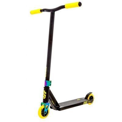 Freestyle koloběžka Crisp Switch Black / Yellow - 1