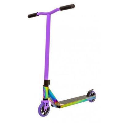 Freestyle koloběžka Crisp Surge Chrome Purple - 1