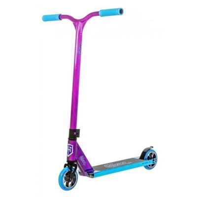 Freestyle koloběžka Grit Glam Purple Blue - 1