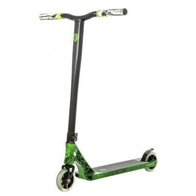 Freestyle koloběžka Grit Elite Green Black - 1