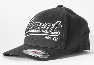 Element Scripto Cap Flint Black, XL - 1