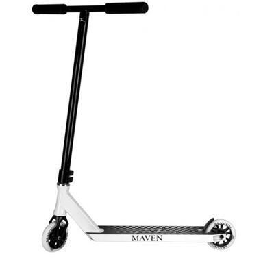 Freestyle koloběžka AO Maven Gloss White - 1