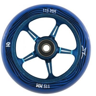 Kolečko AO Pentacle 30 x 115 Blue