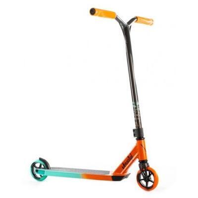 Freestyle koloběžka Versatyl Cosmopolitan V2 Orange Blue - 1