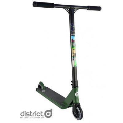 Freestyle koloběžka District C50R Helmeri - 1
