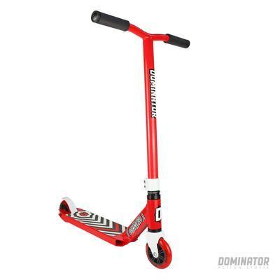 Freestyle koloběžka Dominator Scout Red - 1