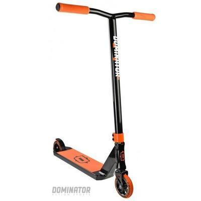 Freestyle koloběžka Dominator Sniper Black /Orange