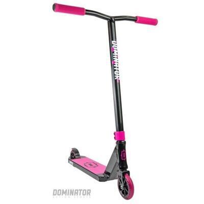 Freestyle koloběžka Dominator Sniper Black Pink