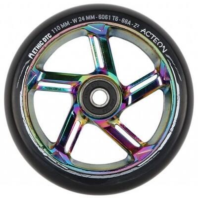 Kolečko Ethic Acteon 110 Rainbow - 1
