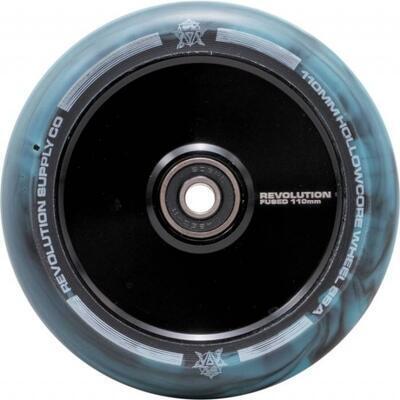 Kolečko Revolution Hollowcore 110 Fused Blue - 1
