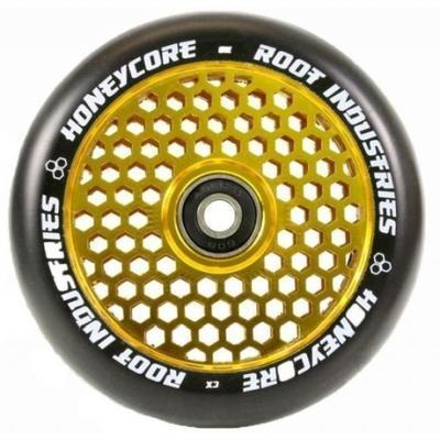 Kolečko Root Honeycore 120 Gold / Black