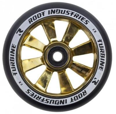 Kolečko Root Industries Turbine 110 Gold Rush
