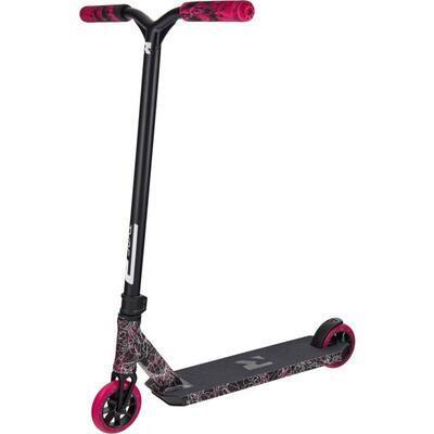 Freestyle koloběžka Root R Black Pink - 1