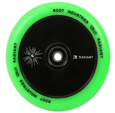Kolečko Root Industries Air Radiant 110 Green