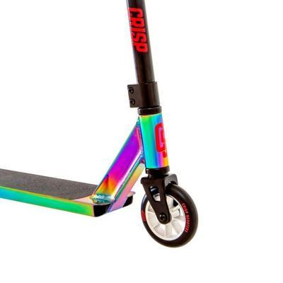 Freestyle koloběžka Crisp Surge Chrome Black - 2