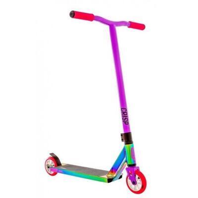 Freestyle koloběžka Crisp Surge Chrome Pink - 2