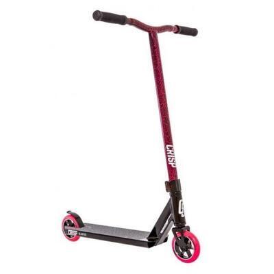 Freestyle koloběžka Crisp Blaster Black Pink Cracking - 2