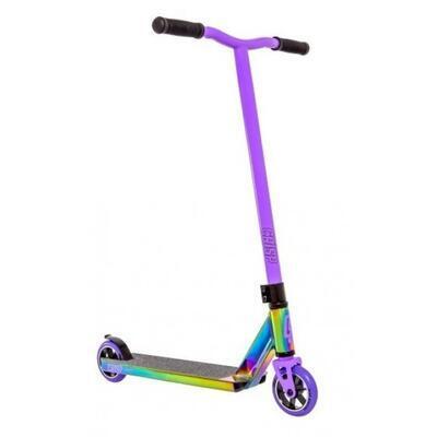 Freestyle koloběžka Crisp Surge Chrome Purple - 2