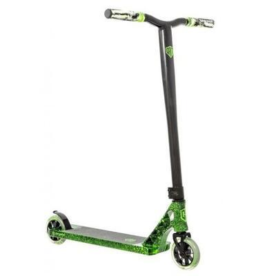 Freestyle koloběžka Grit Elite Green Black - 2