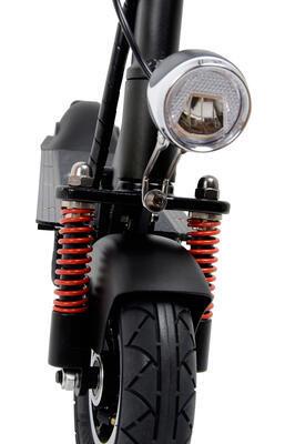 Elektrická koloběžka City Boss R3 černá - 2