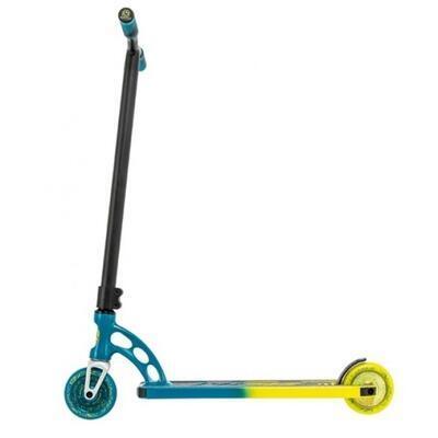Freestyle koloběžka MGP Origin Pro Faded Petrol Yellow - 2