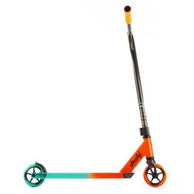 Freestyle koloběžka Versatyl Cosmopolitan V2 Orange Blue - 2