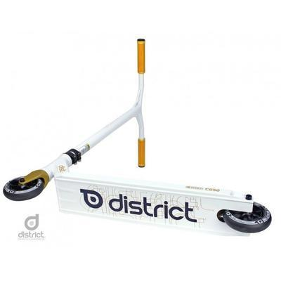 Freestyle koloběžka District C050 White - 2