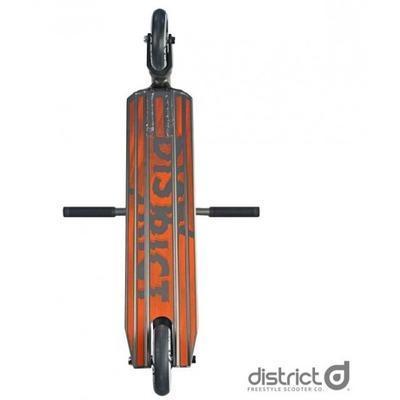 Freestyle koloběžka District C50  Titanium Grey - 2