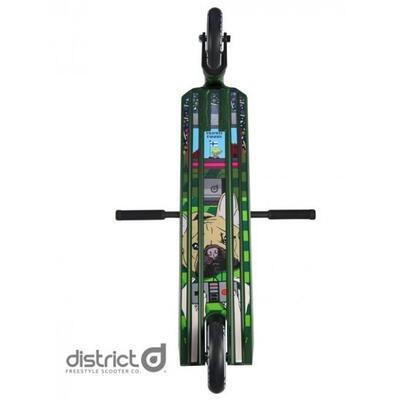 Freestyle koloběžka District C50R Helmeri - 2