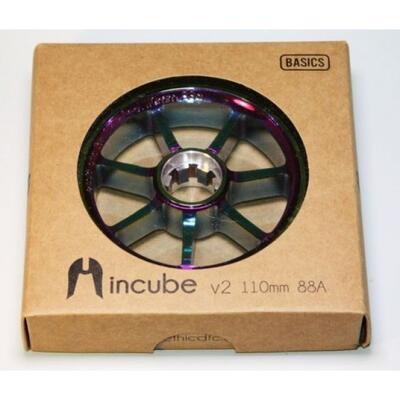 Kolečko Ethic Incube Rainbow 110 mm - 2