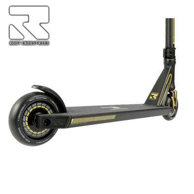 Freestyle koloběžka Root Invictus Gold - 2
