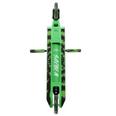 Freestyle koloběžka AO Sachem XT Green - 2