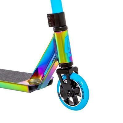 Freestyle koloběžka Crisp Surge Chrome Sky Blue - 3