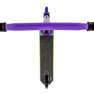 Freestyle koloběžka Crisp Surge Chrome Purple - 3