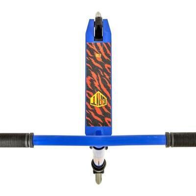 Freestyle koloběžka Grit Atom Blue - 3