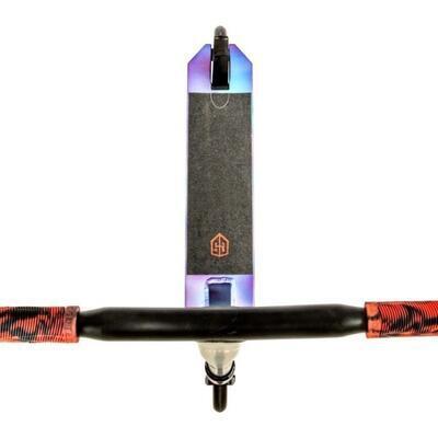 Freestyle koloběžka Grit Elite Neo Painted Black - 3