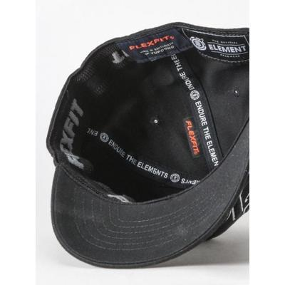 Element Scripto Cap Flint Black, XL - 3
