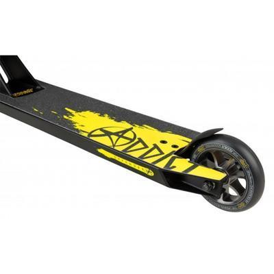 Freestyle koloběžka Addict Defender V2 Yellow - 3