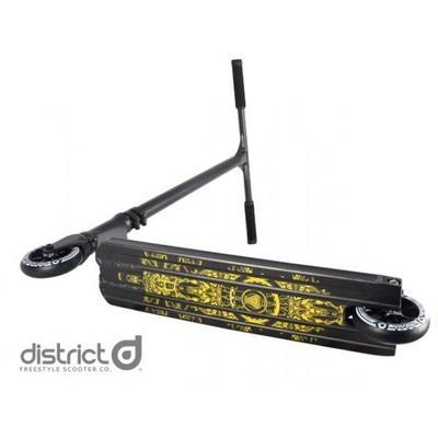 Freestyle koloběžka District C50R Cam Ward - 3