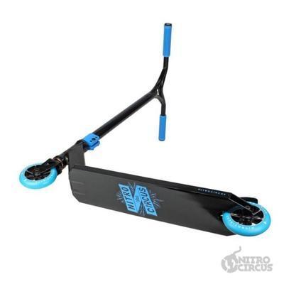Freestyle koloběžka Nitro Circus RW CX1 Black Blue - 3