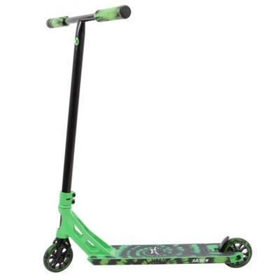 Freestyle koloběžka AO Sachem XT Green - 3