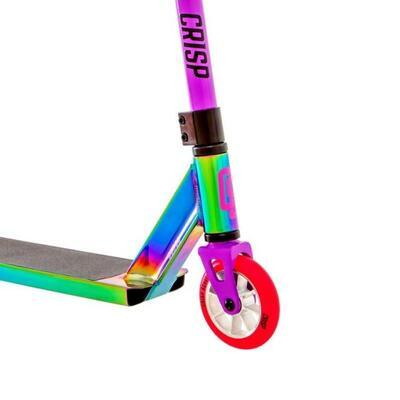 Freestyle koloběžka Crisp Surge Chrome Pink - 4