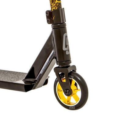 Freestyle koloběžka Crisp Blaster Black Gold - 4