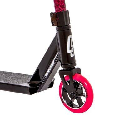 Freestyle koloběžka Crisp Blaster Black Pink Cracking - 4