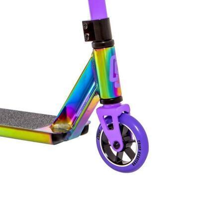 Freestyle koloběžka Crisp Surge Chrome Purple - 4