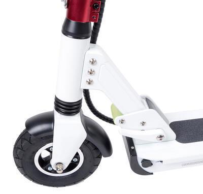 Elektrická koloběžka City Boss RX5 bílá - 4