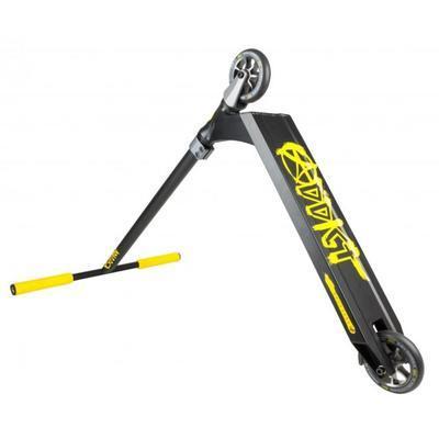 Freestyle koloběžka Addict Defender V2 Yellow - 4