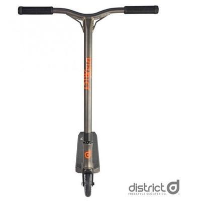 Freestyle koloběžka District C50  Titanium Grey - 4