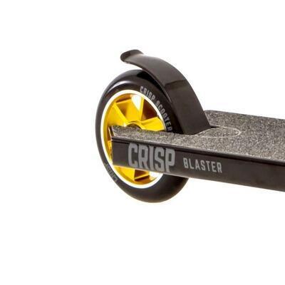 Freestyle koloběžka Crisp Blaster Black Gold - 5