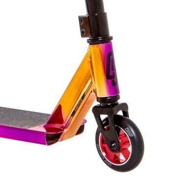 Freestyle koloběžka Crisp Switch Chrome Purple Black - 5